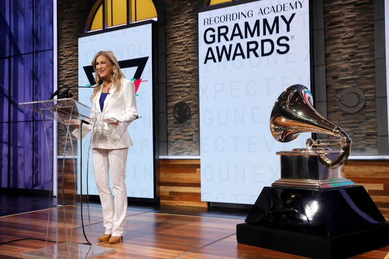 Recording Academy fires first female CEO, alleging misconduct