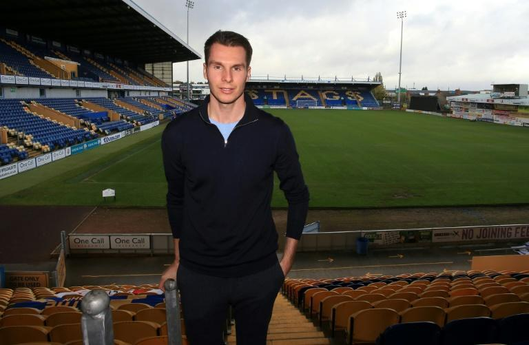 David Sharpe, CEO of Mansfield Town