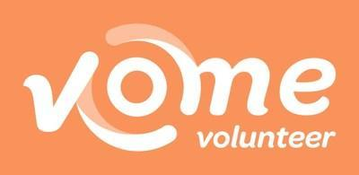 Vome logo (CNW Group/Vome Volunteer)
