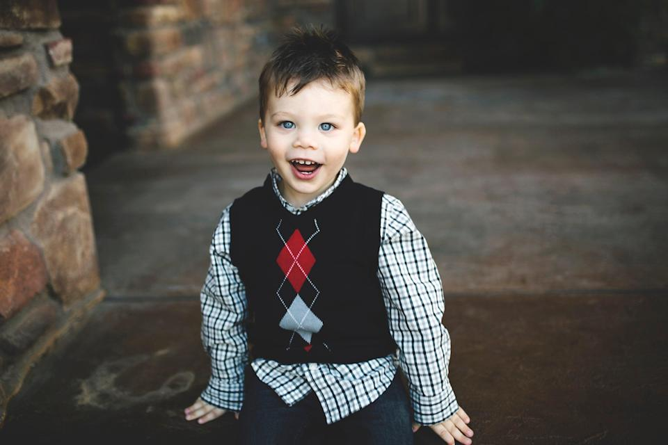 <p>Lane Thomas died aged 2 when he was snatched by an alligator at a Disney property in Orlando, Florida</p> (Lane Thomas Foundation)