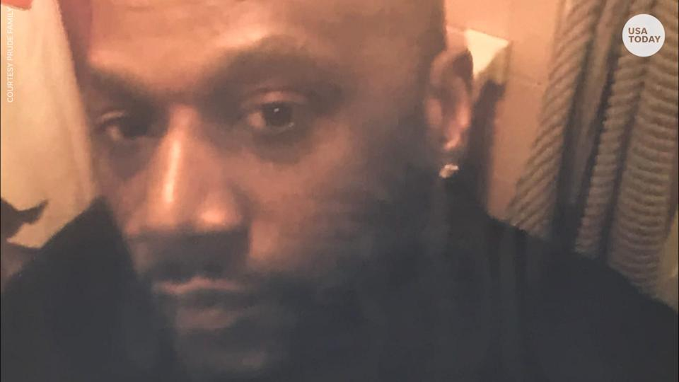 Daniel Prude, 41, died of asphyxiation after being pinned to the ground by police in Rochester, N.Y.