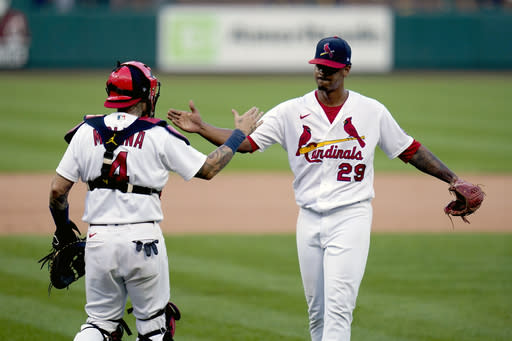 A capsule look at the Cardinals-Padres playoff series