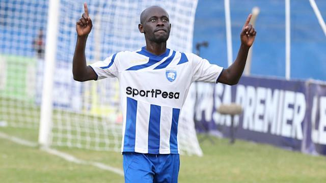 Odera completed his brace with Ingwe's third after he beat the opponent's offside trap to slot in his second of the match