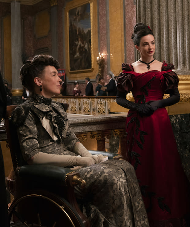 The Nevers Recap: Grade the Premiere of HBO's Steampunk Girl-Power Drama