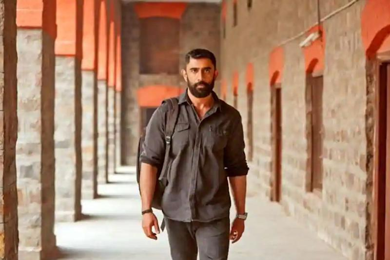 Amit Sadh in a still from Breathe Into The Shadows (Photo: HuffPost India )
