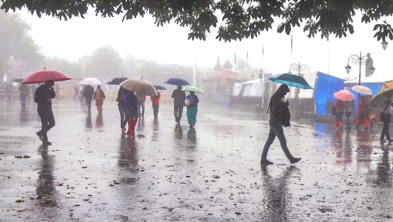 Rain Alert: South India to Receive Heavy Rainfall Till September 30, Conditions for Withdrawal of Southwest Monsoon Becoming Favourable, Says IMD