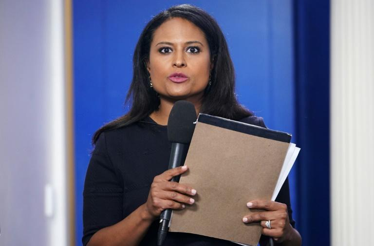 NBC News White House correspondent Kristen Welker presided over a markedly more civil second debate between Donald Trump and Joe Biden