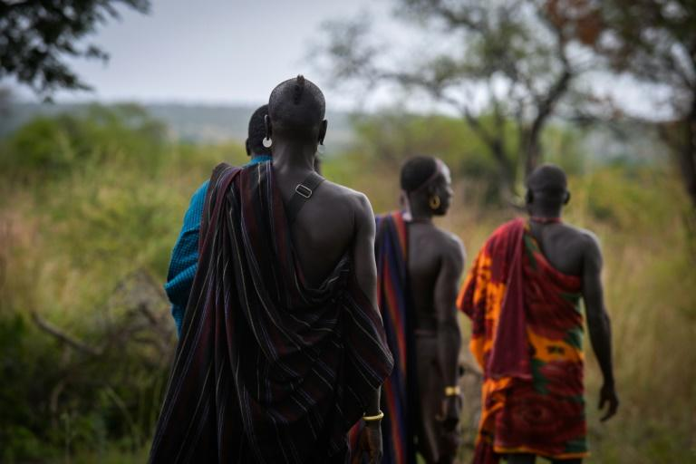 A government campaign to disarm Ethiopia's Lower Omo Valley has led to indiscriminate shootings, jailings and beatings, say ethnic leaders (AFP Photo/MICHAEL TEWELDE)