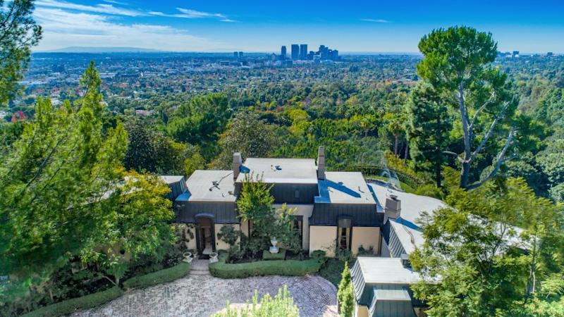 Onetime home of Paul W. Trousdale