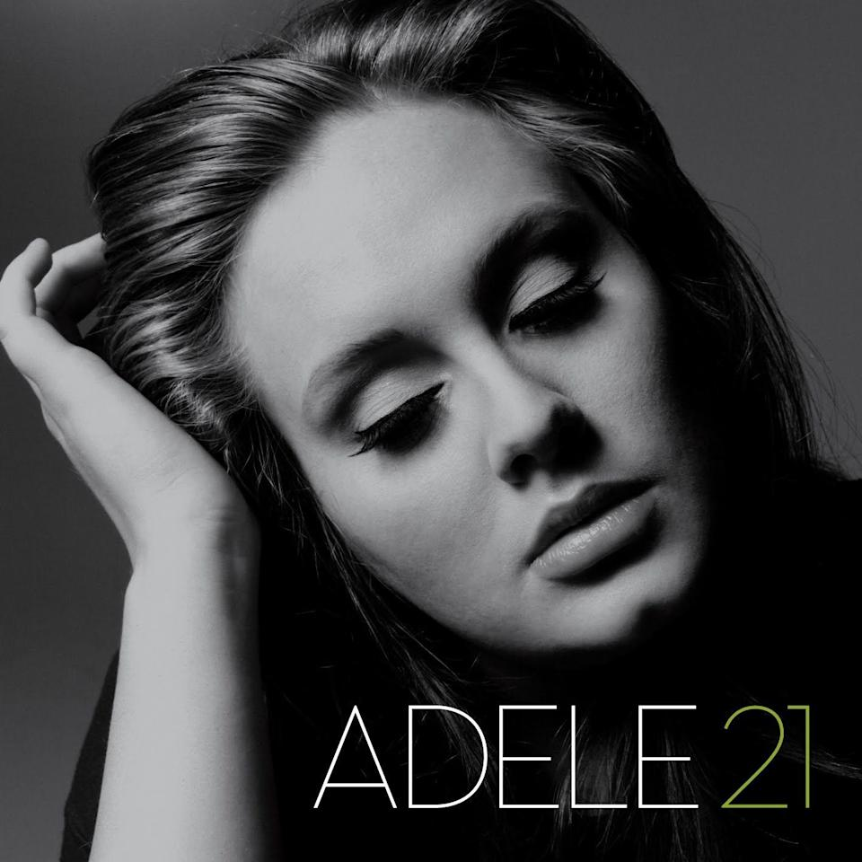 Selling 26 million copies of her second album, '21' worldwide.