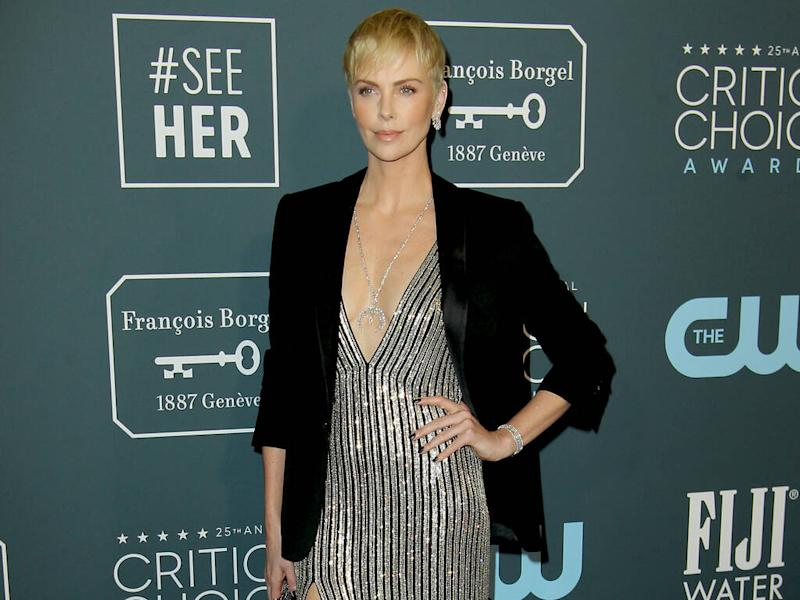 Charlize Theron: 'Over-correcting on harassment is the least men can do'