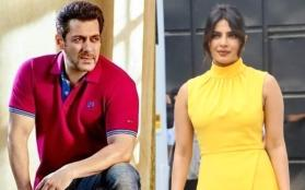 There was never an issue with him: Priyanka Chopra on Salman Khan
