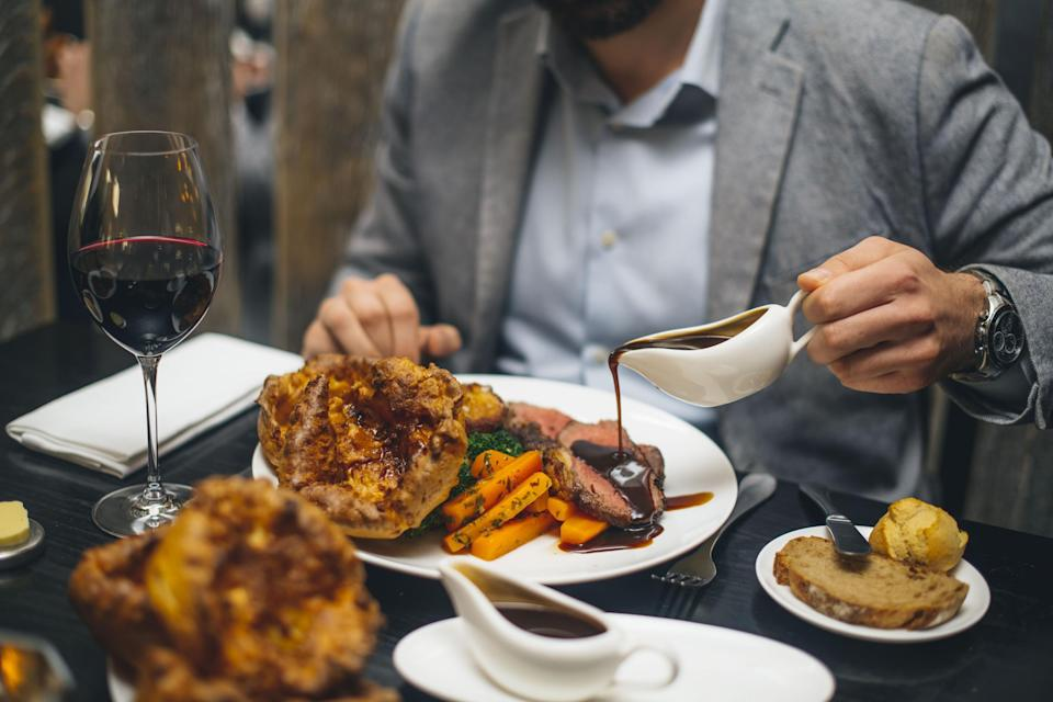 Steakhouse chain Gaucho is among those saying it will take business reservationsGaucho