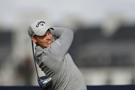 Danny Willett off the pace in Race to Dubai