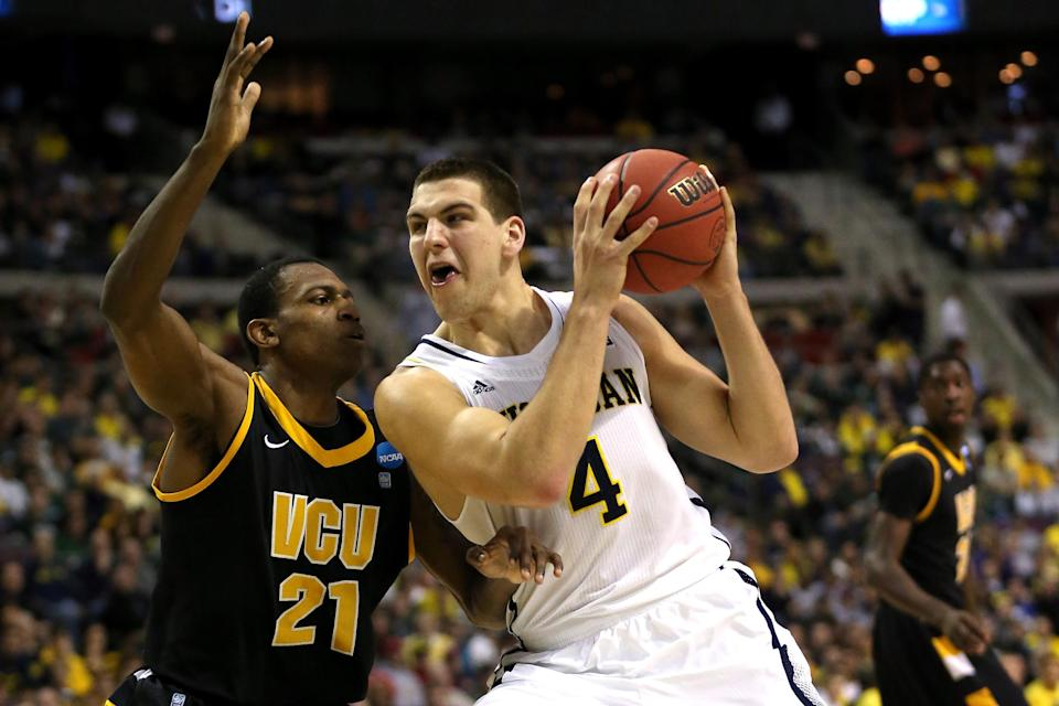 "<p><span>Then: The freshman went from sixth-man to starter during the Wolverines' run to the Final Four in 2013, posting double-doubles in wins over VCU and an overtime thriller against Kansas.</span><br><span>Now: A combination of injuries and drug violations forced McGary out of the NBA, but he hasn't ruled out a possible return. In the meantime, he's polishing his bowling game. ""I love it,"" he told the Chicago Tribune in 2017.</span> </p>"