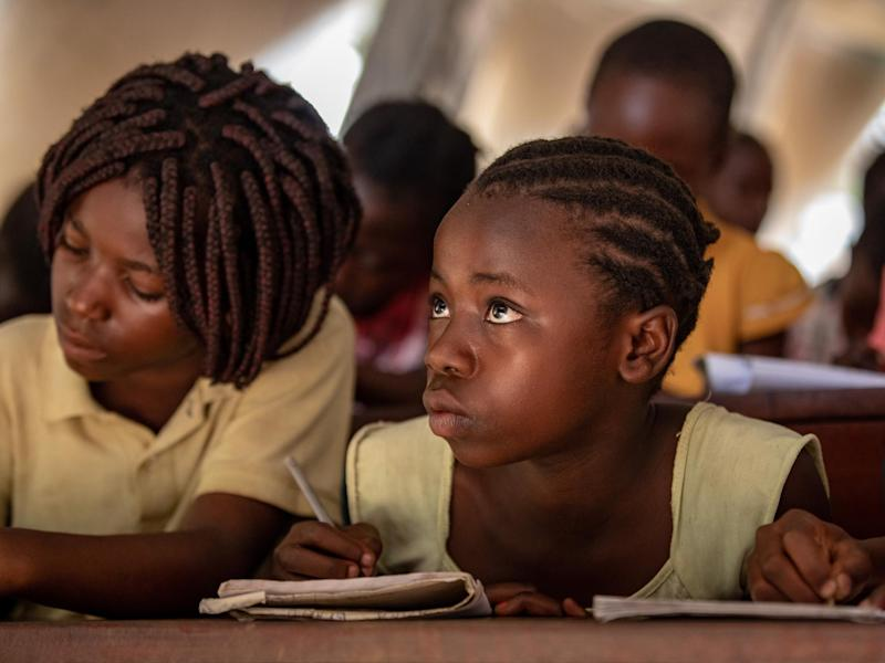 Unicef warns a lack of resources available for the poorest children is exacerbating a crippling learning crisis: Unicef
