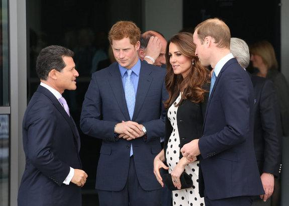It's Charlotte! Royal Baby Name Is 'Perfectly Balanced'