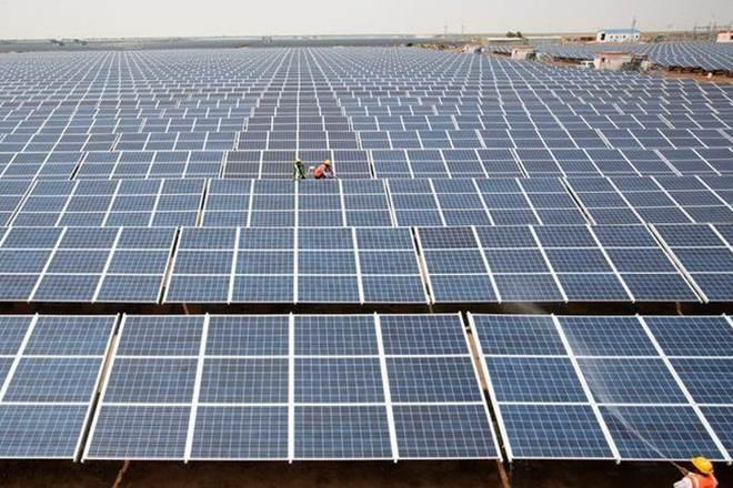 The scheme, approved by the Cabinet in February this year, aims to set up 10,000 MW of grid-connected solar power plants on farm lands (Representational image)