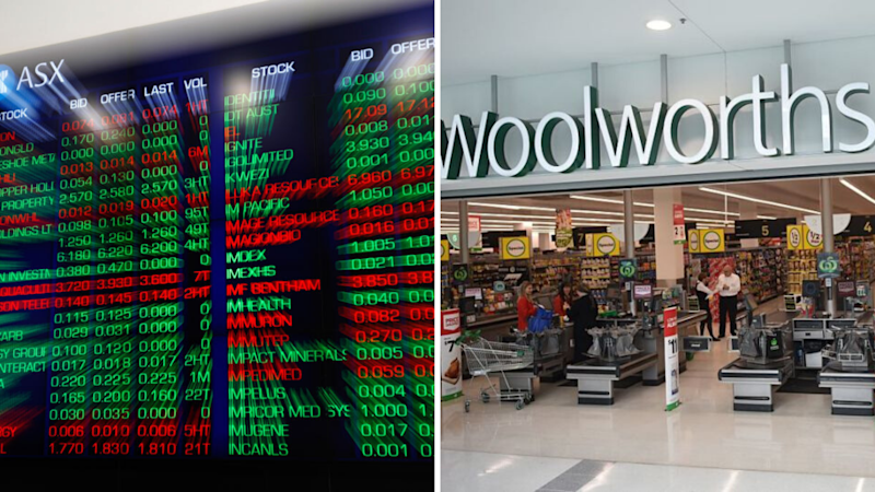 ASX to rise; Woolworths goes on hiring spree. Source: Getty