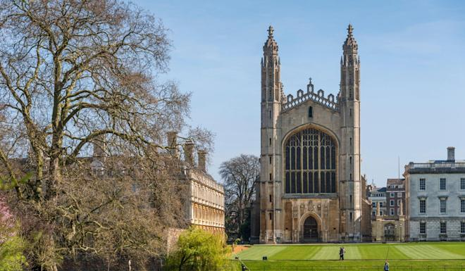 Cambridge University was founded in the 13th century. Photo: Alamy