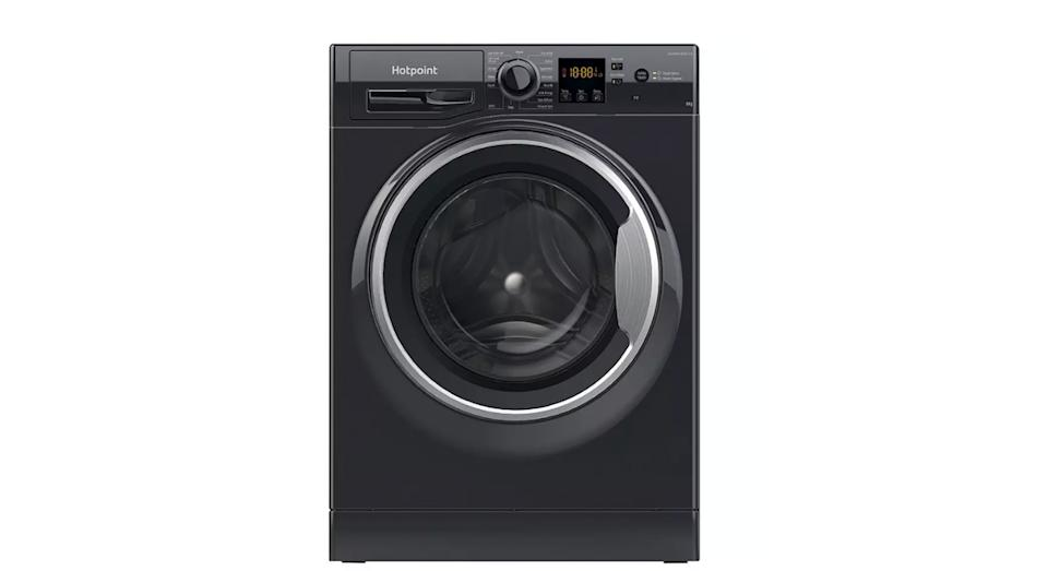 Hotpoint NSWM863CBS 8KG 1600 Spin Washing Machine