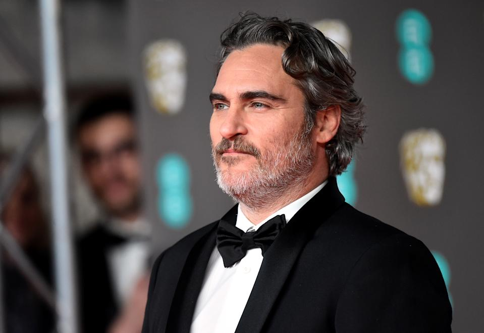 Joaquin Phoenix attending the 73rd British Academy Film Awards held at the Royal Albert Hall, London.