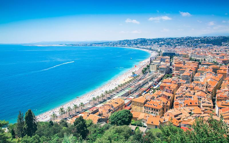 Culture, good food and festivity are in Nice's genes – and are found in abundance at any time of the year