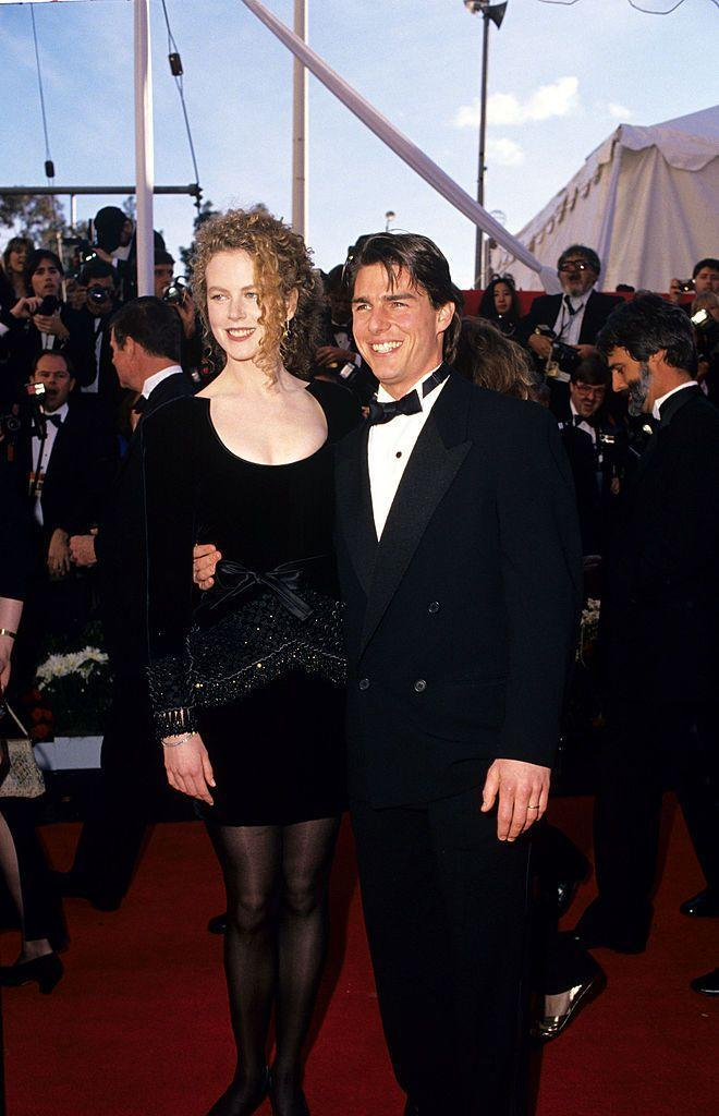<p>Arriving with then-husband Tom Cruise, Kidman first made an appearance at the swanky ceremony in the early 1990s. In 2003, she won her first Oscar for The Hours.</p>