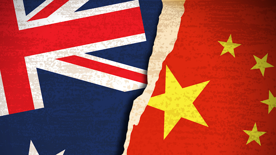 Australia's trade with China is at a crossroads. Source: Getty