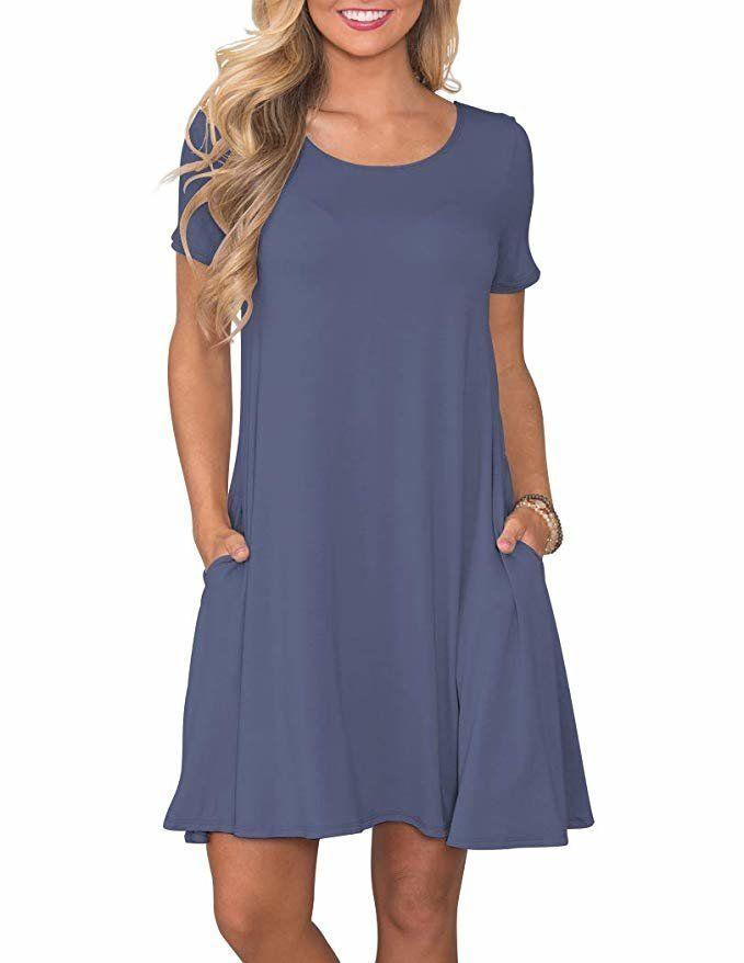 Korsis T-Shirt Dress (Photo: Amazon)