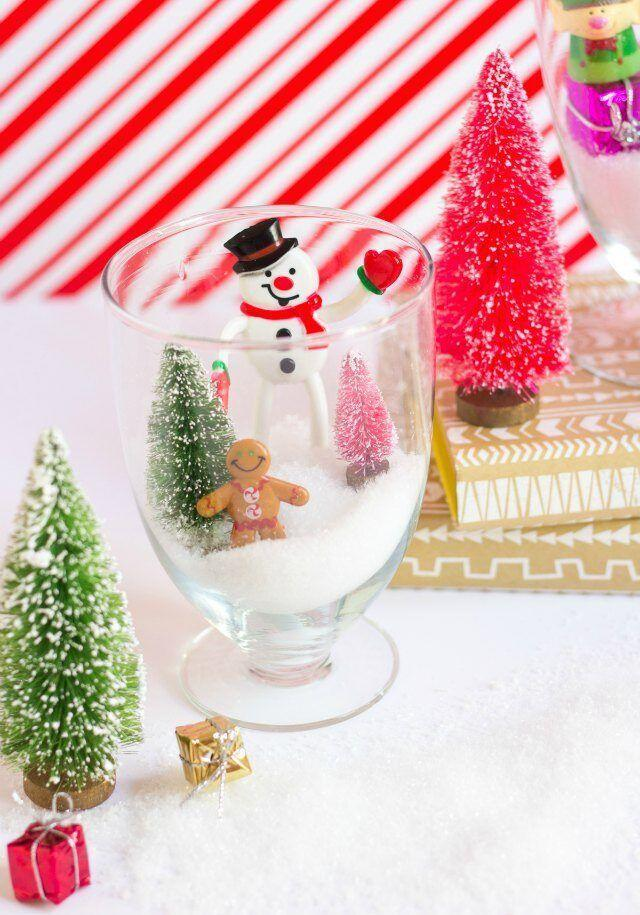 "<p>Start with a mini ornament snowman, or a snowman finger puppet, and you're well on your way to creating a sweet and special Christmas terrarium.</p><p><strong>Get the tutorial at <a href=""https://designimprovised.com/2016/11/simple-sweet-christmas-terrariums.html"" rel=""nofollow noopener"" target=""_blank"" data-ylk=""slk:Design Improvised"" class=""link rapid-noclick-resp"">Design Improvised</a>.</strong></p><p><a class=""link rapid-noclick-resp"" href=""https://www.amazon.com/Artificial-Snow/b?ie=UTF8&node=15704031&tag=syn-yahoo-20&ascsubtag=%5Bartid%7C10050.g.22825300%5Bsrc%7Cyahoo-us"" rel=""nofollow noopener"" target=""_blank"" data-ylk=""slk:SHOP FAUX SNOW"">SHOP FAUX SNOW</a></p>"