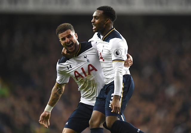 Kyle Walker has left Tottenham and Danny Rose has been injured – and the club miss them