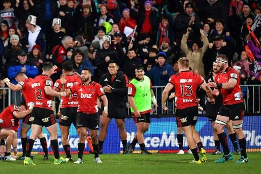 Lions aim to beat jet lag, then Crusaders