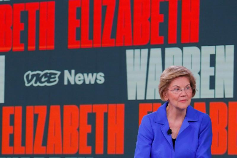 Despite Sanders-Warren rift, gender talk largely absent from 2020 campaign trail