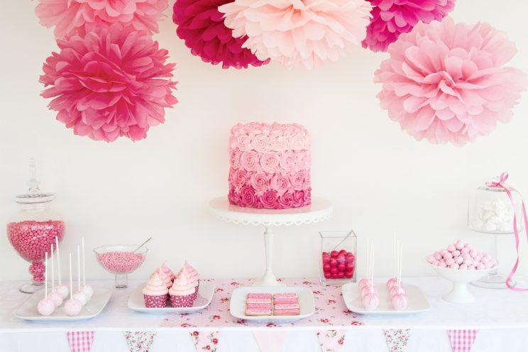 Not everyone is against the idea of throwing a baby shower [Photo: Getty]