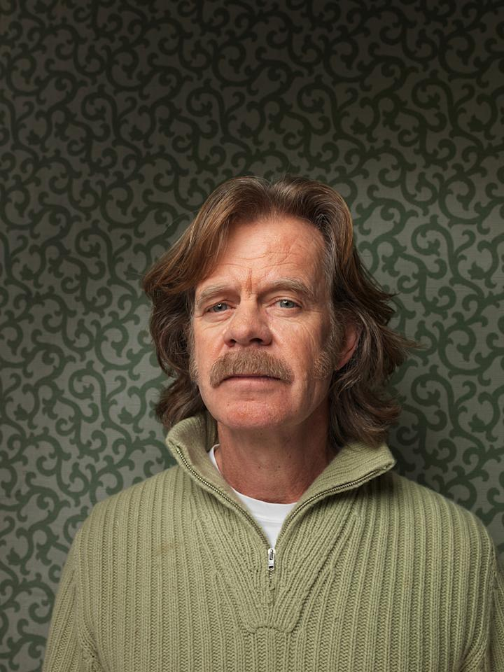 "William H. Macy from the film ""The Surrogate,"" poses for a portrait  during the 2012 Sundance Film Festival on Monday, Jan. 23, 2012, in Park  City, Utah."
