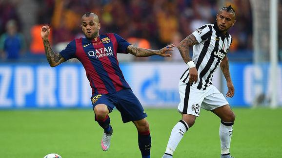 Juventus v FC Barcelona - UEFA Champions League Final