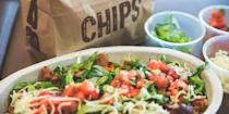 """<p>""""I used to work at Chipotle, and never, ever, ever order the tacos. You get less than half the regular portions. Instead, order a bowl with whatever you want in it, then ask for the taco shells, hard or soft, on the side."""" —<em>KourageWolf</em></p>"""