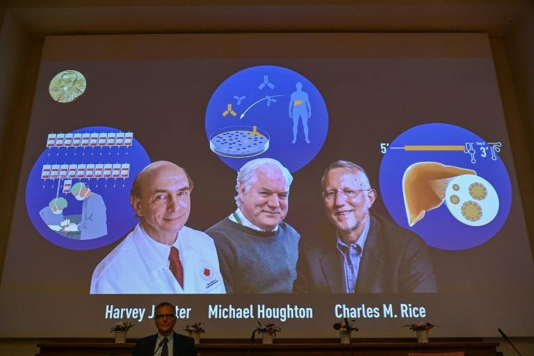 Nobel laureates say 'political will' needed to end virus outbreaks