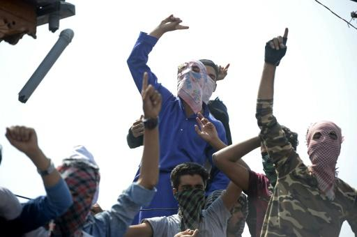 Tensions have spiked in Srinagar in recent weeks, and there are fears of further unrest over the upcoming Eid holiday