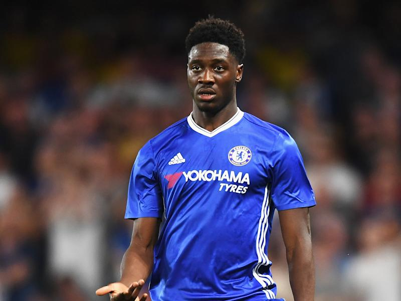 Ola Aina has made five senior appearances for Chelsea this season: Getty