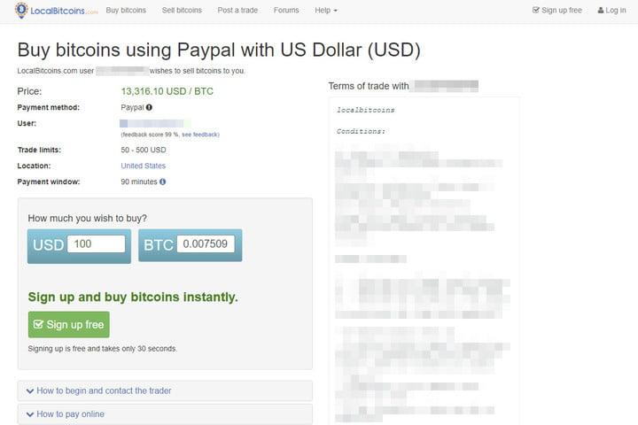 coinbase blockchain bitcoin to paypal exchange system