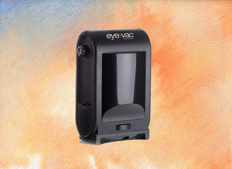 EyeVac Home Touchless Vacuum. (Photo: Amazon)