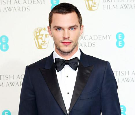 """Nicholas Hoult Is """"Really Excited"""" to Film X-Men Sequel With Ex-Girlfriend Jennifer Lawrence"""