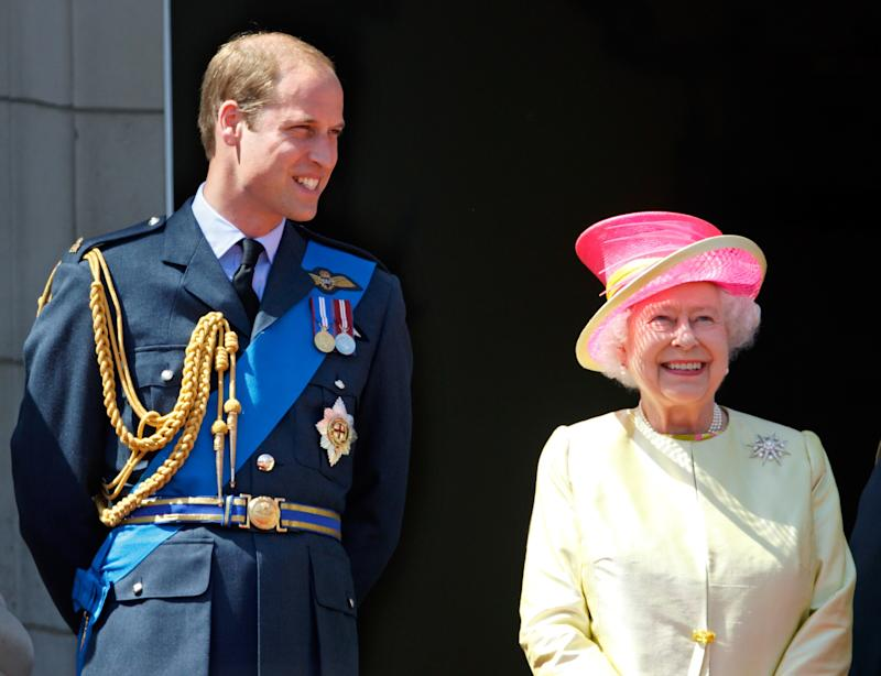Queen Elizabeth Has Given Prince William a New Royal Position