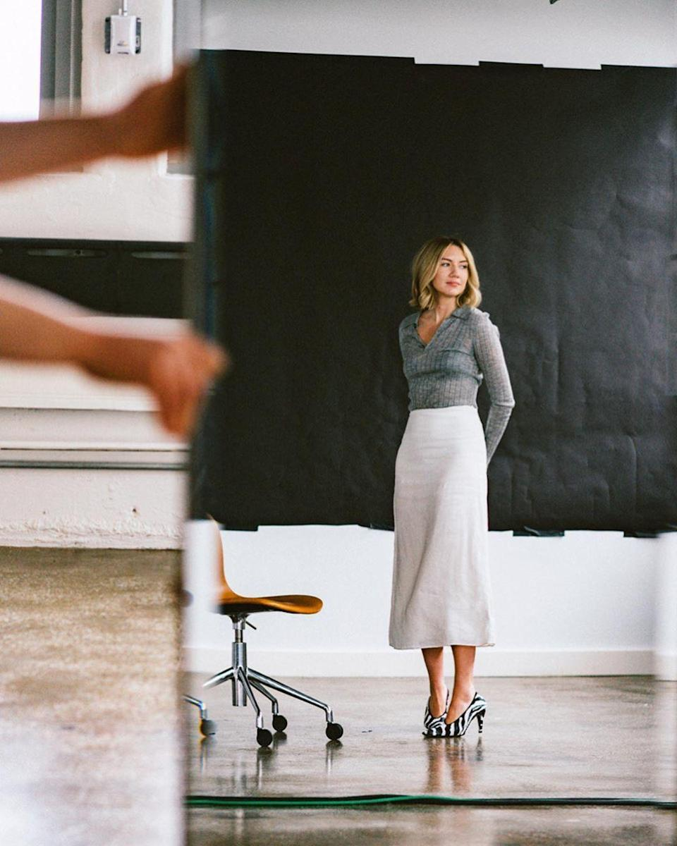 "<p><em><strong>FASHION AND BUYING DIRECTOR FOR MODA OPERANDI</strong></em></p><p>The Glo Yoga app helped me through 2020. I am new to yoga; with all the travel I do, I have never been able to be consistent with classes and workout routines, but the pandemic provided the time. I was looking for something that calmed the mind as well as strengthened the body. I aimed to practice every other day, even just a few minutes before bed, and they have short classes that are focused purely on improving sleep. </p><p><a class=""link rapid-noclick-resp"" href=""https://www.glo.com/"" rel=""nofollow noopener"" target=""_blank"" data-ylk=""slk:Download Glo Yoga"">Download Glo Yoga</a></p>"