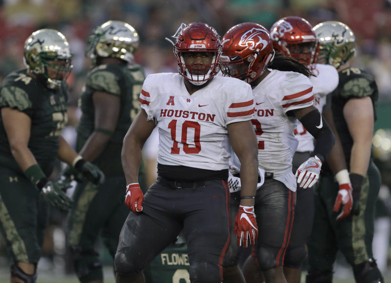 Houston DT Ed Oliver announces he will leave for 2019 draft