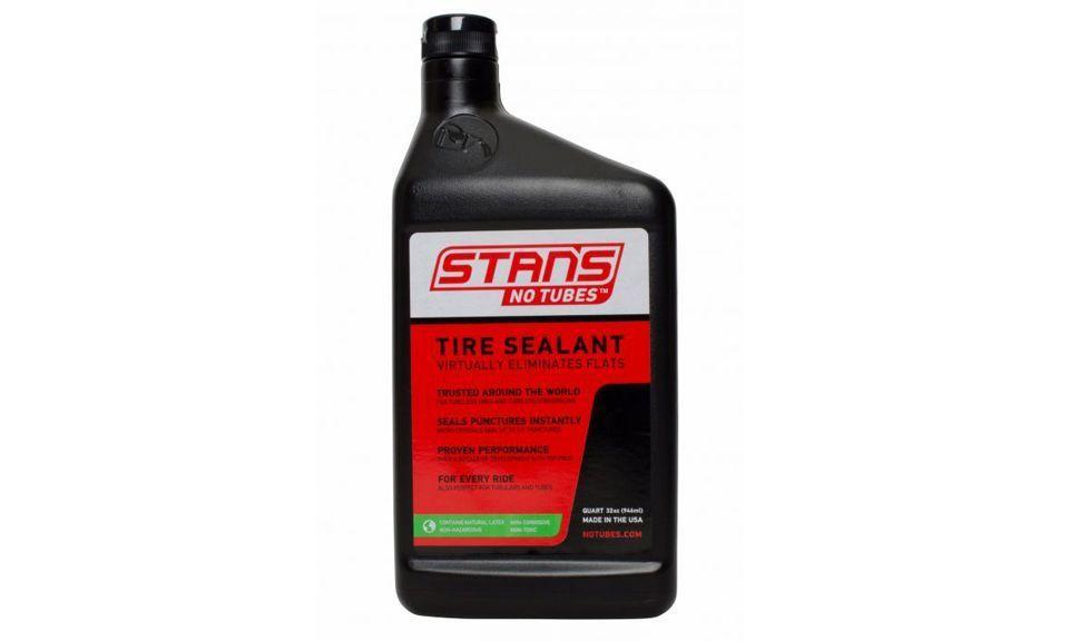 """<p><strong>Stan's NoTubes</strong></p><p>amazon.com</p><p><strong>$25.95</strong></p><p><a href=""""https://www.amazon.com/dp/B000XSJIMA?tag=syn-yahoo-20&ascsubtag=%5Bartid%7C2143.g.35155165%5Bsrc%7Cyahoo-us"""" rel=""""nofollow noopener"""" target=""""_blank"""" data-ylk=""""slk:Shop Now"""" class=""""link rapid-noclick-resp"""">Shop Now</a></p><p>There are other sticky goops to splash inside your tires or tubes that help prevent flats, but Stan's sealant is a """"You've tried the rest, now try the best"""" product. For 20 years, Stan's has constantly tweaked its sealant formula, which is made in Big Flats, New York. Though it's continuously changing in small ways, one thing is consistent: You can always count on it.</p>"""
