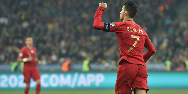 'I don't look for records, they look for me!' - Ronaldo credits 'obsession' following 700th goal