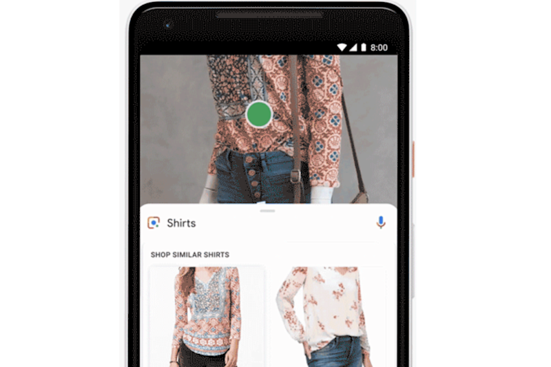 Google's Style Match lets you shop other people's outfits (Google)